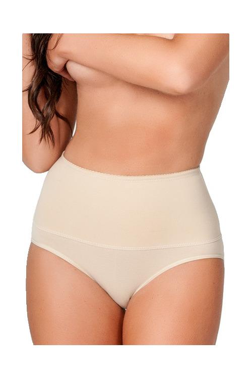 Zeštíhlující a modelující kalhotky Classic 01 béžové - béžová