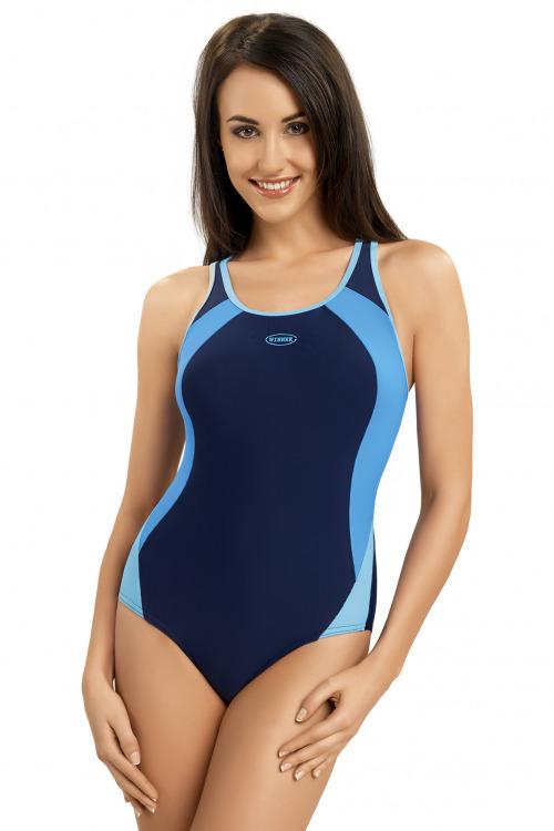 Plavky Alinka - modrá