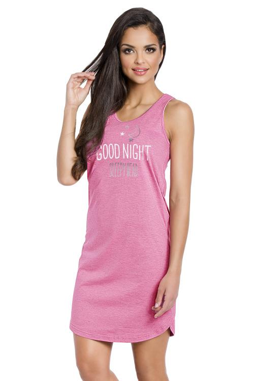 Dámská noční košile Marika růžová